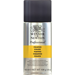 Winsor & Newton Aerosol Fixative - 150ml