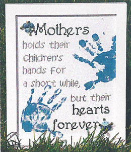Mother's Love, A Cross Stitch Chart