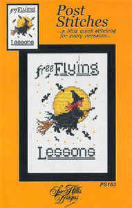 Free Flying Lessons Cross Stitch Chart
