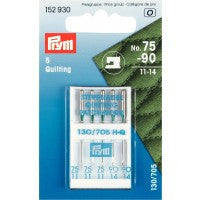 Prym Sewing Machine Needles Quilting 75/90