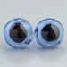 Eyes for Toy Animals - 6mm with Loop