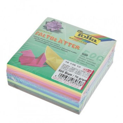 Origami Paper - Pack of 500 sheets