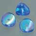 Glass Bead Nuggets - 4 x 9mm