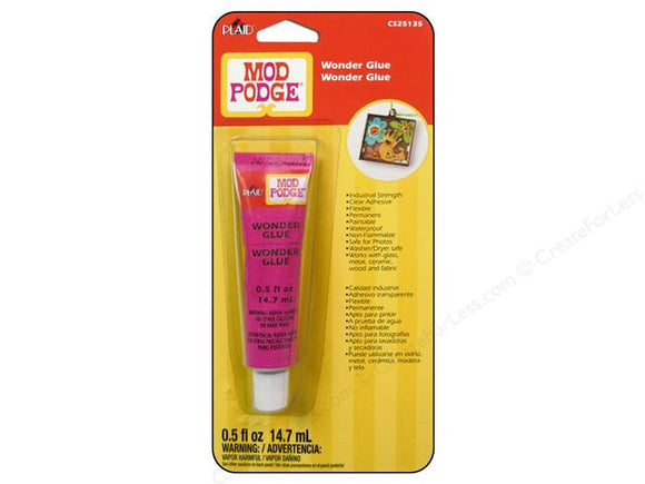 Mod Podge Wonderglue