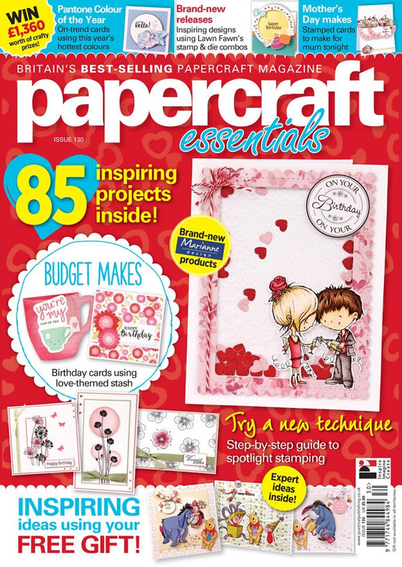 Papercraft Essentials Magazine - Back Issues
