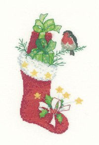 Sue Hill Collection – Christmas Stocking