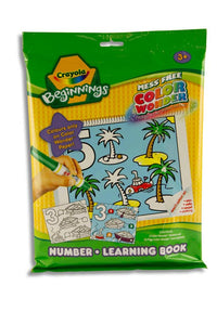 Crayola Beginnings Number Learning Book