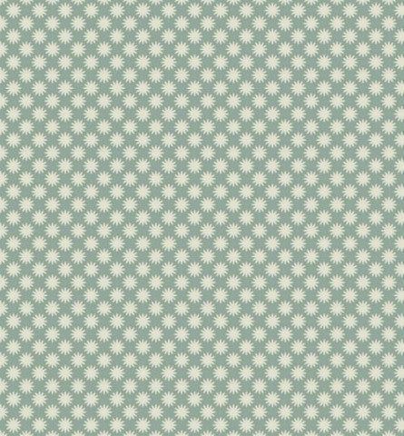 Fat Quarter - Little Sun Teal - Spring Lake Basics by Tilda