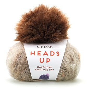 Sirdar Heads Up Yarn