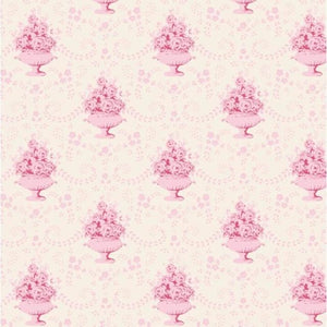 Fat Quarter - Sweet Christmas by Tilda - Venice Pink