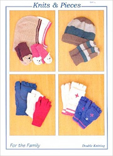 Hats and Gloves for All the Family - Knits & Pieces