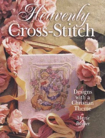 Heavenly Cross Stitch - Book by Marie Barber