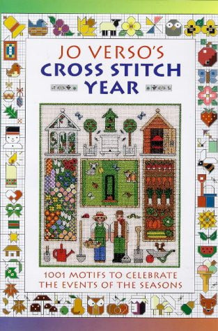 Jo Verso's Cross Stitch Year - Book