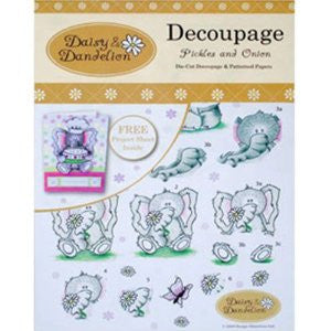 Decoupage – Pickles & Onion