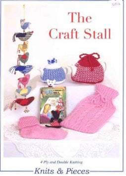 Knitting Pattern - The Craft Stall