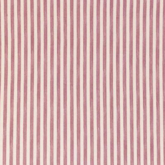 Fat Quarter - Tiny Treasures by Tilda - Rough Stripe Red