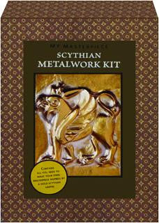 My Masterpiece Scythian Metalwork Kit