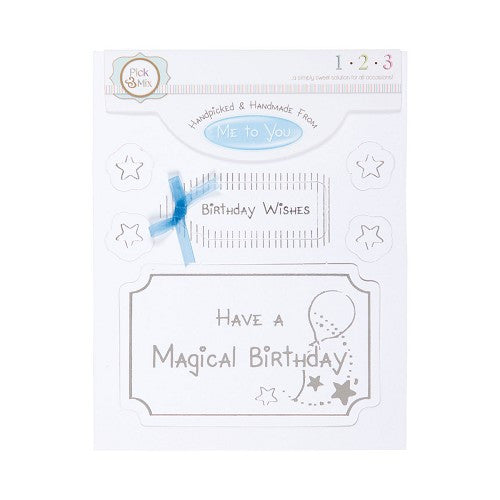 Me To You Handmade Toppers – Magical Birthday