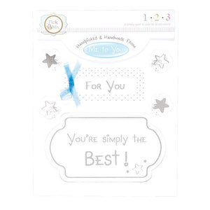 Me To You Handmade Toppers – For You