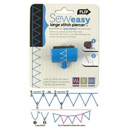 Sew Easy Large Stitch Piercer - Pennants