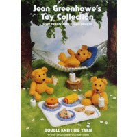 Jean Greenhowe's Toy Collection 902 - Knitting Pattern - DK