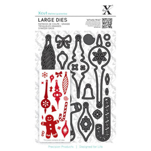 Xcut Large Dies - Christmas Medley (22 pieces)