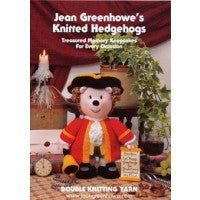 Jean Greenhowe's Knitted Hedgehogs 916 - Knitting Pattern - DK