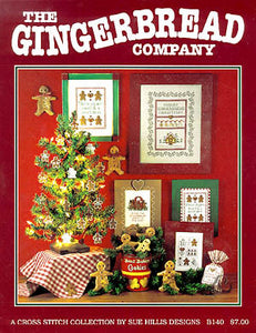 Gingerbread Co., The Cross Stitch Collection