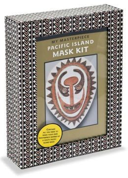 My Masterpiece Pacific Island Mask Kit