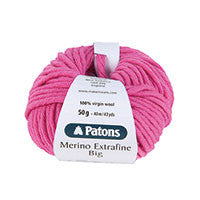 Patons Merino Extrafine Big - 50g