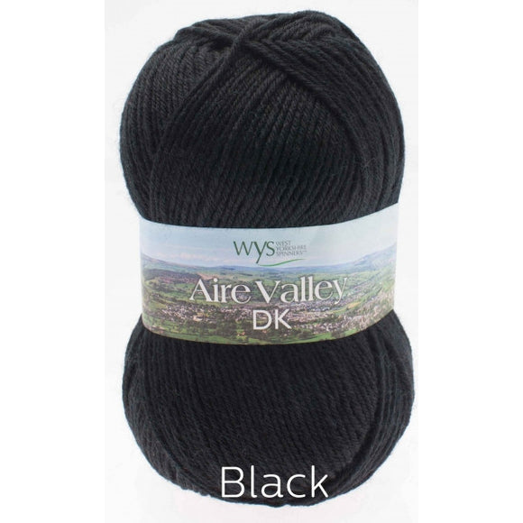 West Yorkshire Spinners: Aire Valley DK
