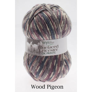 West Yorkshire Spinners: Bluefaced Leicester Aran Country Birds