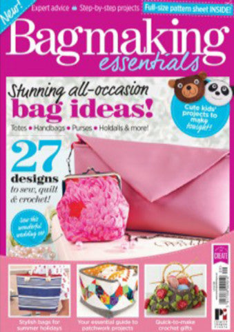 Bagmaking Essentials - Issue 2 (Book)