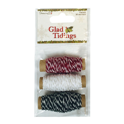 Dovecraft Glad Tidings Twine