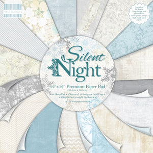First Edition Silent Night – 12x 12 Paper Pad