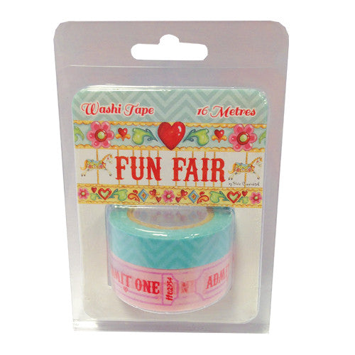 Fun Fair by Helz Cuppleditch Washi Tape