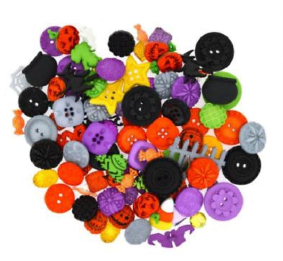 Halloween Buttons Grab Bag by Dress it Up