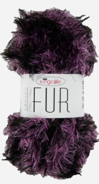 King Cole Luxury Fur Yarn - 100g