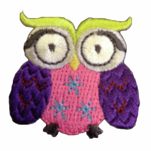 Iron on Motif - Owl