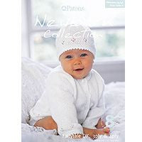 Patons Newborn Collection Book