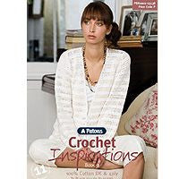 Patons Crochet Inspirations 2 Pattern Book