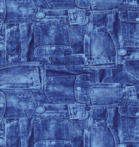 Decopatch Paper - Blue Denim
