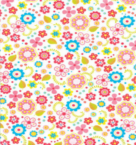 Decopatch Paper - Pretty Floral