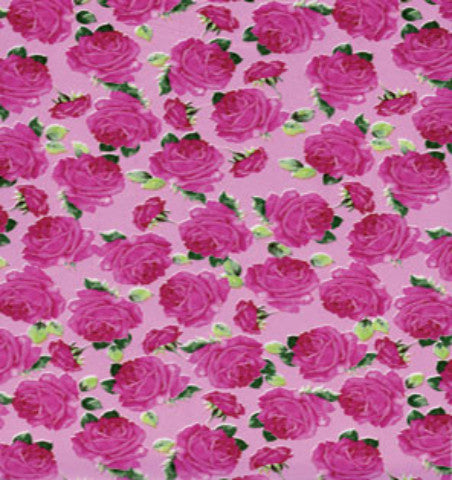 Decopatch Paper - Pink Roses