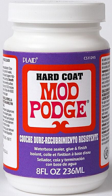 Mod Podge Hard Coat