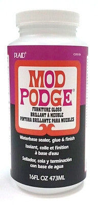 Mod Podge Furniture Gloss
