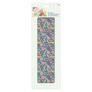 Papermania Deco Sheets (3pcs) - Folk Floral - Big Floral Burst