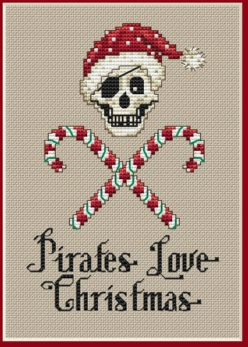 Christmas Pirate