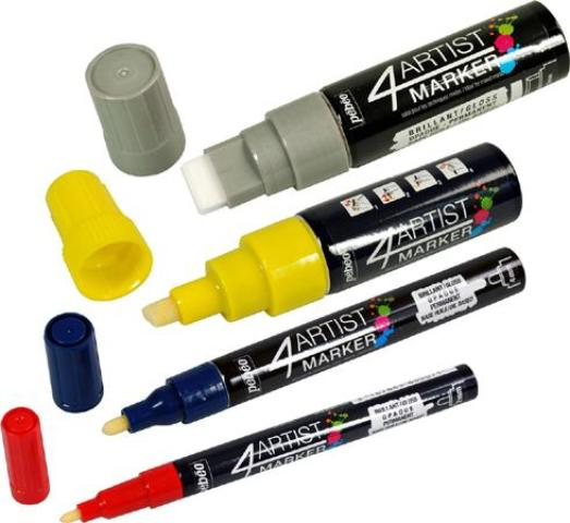 4Artist Marker By Pebeo - 2mm