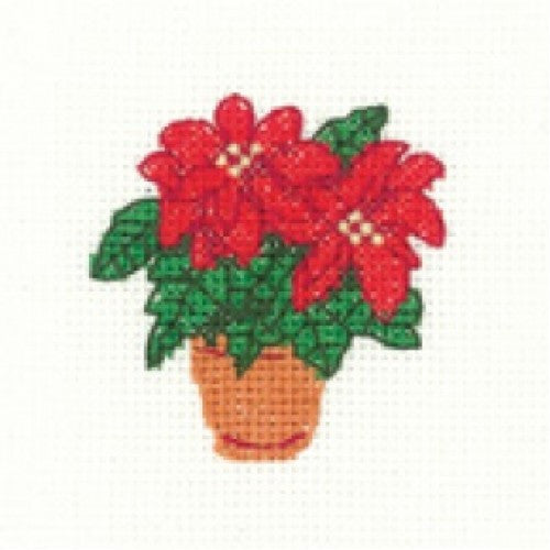 Heritage Crafts - Mini Kits – Poinsettia